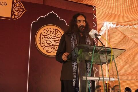 تصاویر/ اسلام آباد میں علماء و ذاکرین کانفرنس برائے تحفظ حقوقِ مكتب تشیع و عزاداری (۳)