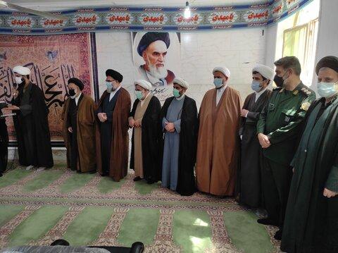 آیین تجلیل از ایثارگران و رزمندگان  روحانیون استان کهگیلویه و بویراحمد