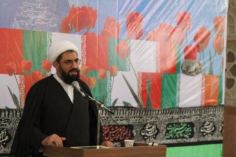 حجت الاسلام و المسلمین شعبانی