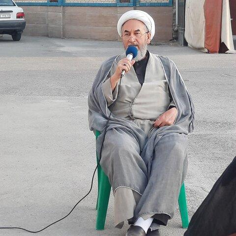حجت الاسلام محمد مختارزاده