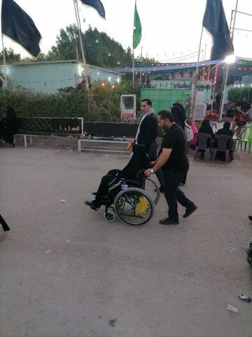 تصاویر خبرنگاران افتخاری حوزهنیوز از اربعین امسال