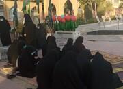 دو خبر کوتاه از مدرسه علمیه فاطمة الزهرا(س) اراک