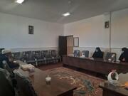 نشست مشورتی بانوان طلبه شهربابکی در اداره فرهنگ و ارشاد برگزار شد