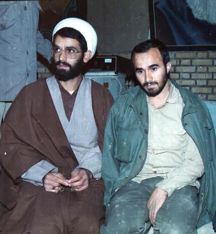 گفتگوی جذاب با امام جماعتی که شهید ردانی پور به او اقتدا میکرد
