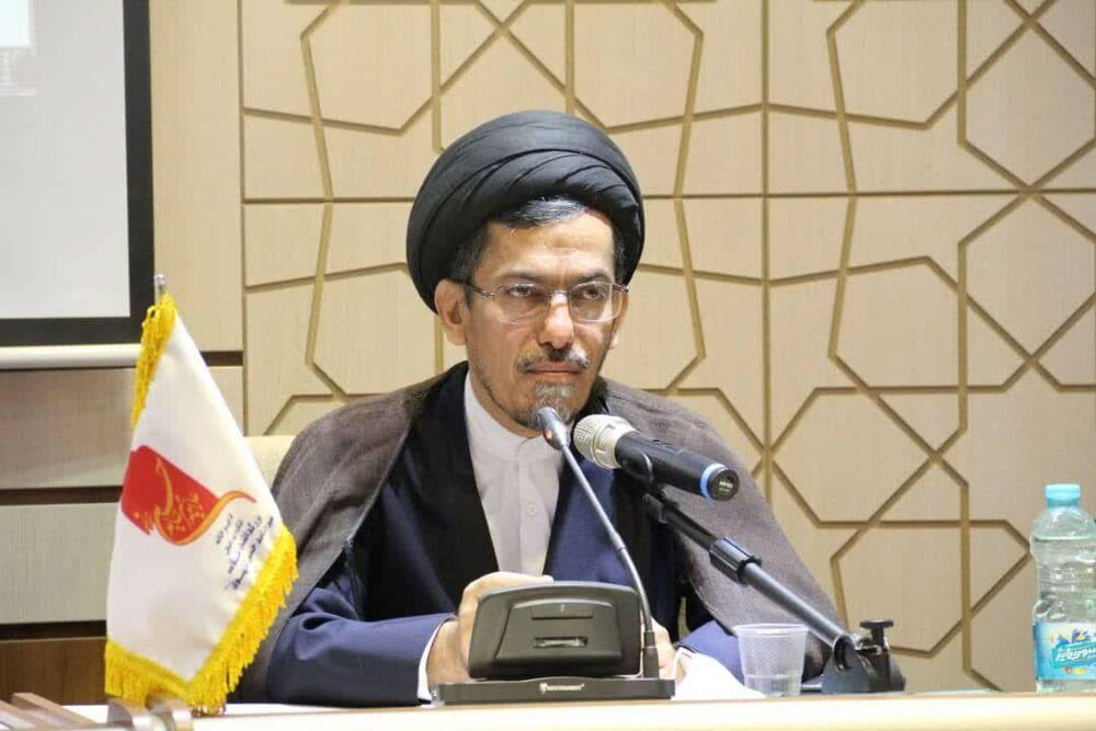 نشست علمی علامه میرحامد حسین در بنیاد امامت