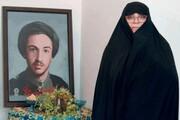 گفتگوی جذاب با تنها دختر شهید نواب صفوی | دفاع مقدس «ما رایت الا جمیلا» بود