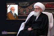 آیۃ اللہ نوری ہمدانی کی جانب سے علامہ حسن زادہ آملی کے سانحہ ارتحال پر اظہار تعزیت