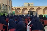 تصاویر/ مراسم سوگواری اربعین حسینی در مدرسه علمیه الزهرا(س) یزد