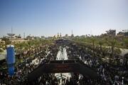 راهپیمایی اربعین قوّت اسلام است