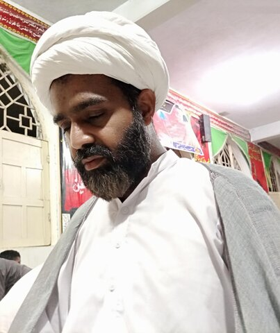 مولانا محمد تقی فاضل