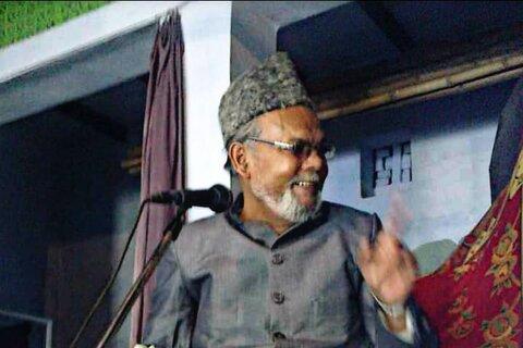 مولانا ناظم حسین مانٹوی