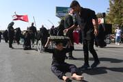 تصاویر/ پیادهروی جاماندگان اربعین در اصفهان