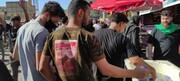 تصاویری از زائران اربعین حسینی