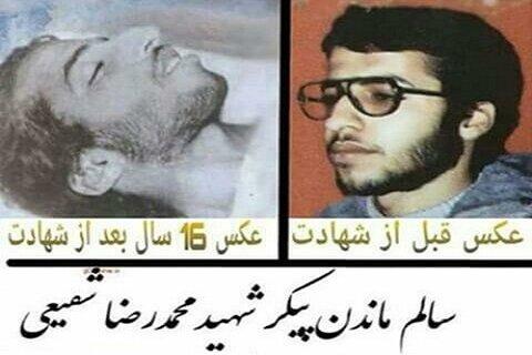 خیرّیه شهید محمدرضا شفیعی