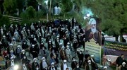 بزرگداشت آیت الله حسن زاده آملی از سوی رهبر معظم انقلاب اسلامی در قم برگزار شد