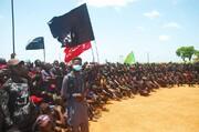 برگزاری اجتماع عظیم اربعین حسینی در ایالت کاتسینا نیجریه+تصاویر