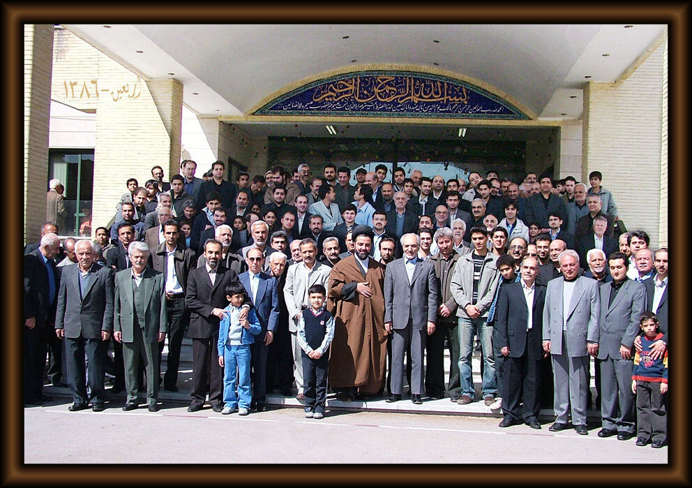 گردهمایی اربعینی خاندان سادات؛ مراسمی به قدمت یک قرن