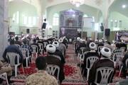 تصاویر/ مراسم بزرگداشت مرحوم آیتالله علامه حسنزاده آملی در بجنورد