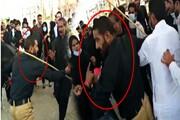 کراچی میں جلوس چہلم امام حسین (ع) میں شرکت کیلئے جانی والی خواتین پر پولیس کا تشدد اور بدکلامی +ویڈیو