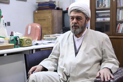 حجت الاسلام والمسلمین حسن زاده آملی