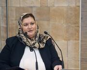 رئيسة الجامعة الإسلامية تنعي حرم الإمام المغيب الصدر