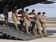 خودکشی ۵۸۰ سرباز آمریکایی در سال ۲۰۲۰ میلادی