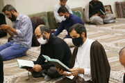 تصاویر / مراسم بزرگداشت علامه حسن زاده آملی در مسجد امام حسن عسکری (ع) پردیسان