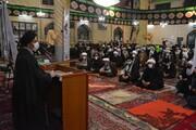 تصاویر/ دیدار نماینده ولی فقیه در آذربایجان غربی با روحانیون خوی