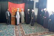 «حسن عبدی» مدیر مدرسه علمیه امام خمینی(ره) هرسین شد