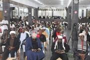 برگزاری مراسم رحلت پیامبر گرامی اسلام در ساحل عاج + تصاویر