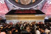 تصاویر/ حال و هوای حرم حضرت امیرالمومنین(ع) در سالروز رحلت نبی اکرم(ص) و شهادت امام حسن مجتبی(ع)
