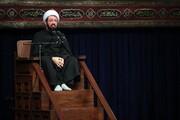 صوت کامل سخنرانی امروز حجتالاسلام والمسلمین مسعود عالی در حضور رهبر معظم انقلاب