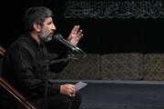 صوت | مداحی مهدی سلحشور در حضور رهبر معظم انقلاب