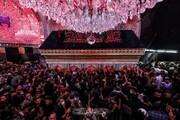 ستة ملايين زائر خلال إحياء مراسم زيارة أمير المؤمنين (ع) في ذكرى وفاة النبي الكريم محمد (ص) + صور