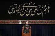 صوت کامل سخنرانی حجتالاسلام والمسلمین رفیعی در حضور رهبر معظم انقلاب