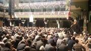 تصاویر/ جمعیت العلماء اثنا عشریہ کرگل کی جانب سے وفات رسول و شہادت امام حسن اور امام رضا پر پانچ روز مجلس عزا کا انعقاد