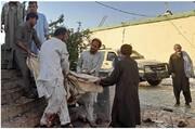 قتلى وجرحى في تفجير داخل مسجد أثناء صلاة الجمعة في ولاية قندوز شمالي أفغانستان + الصور