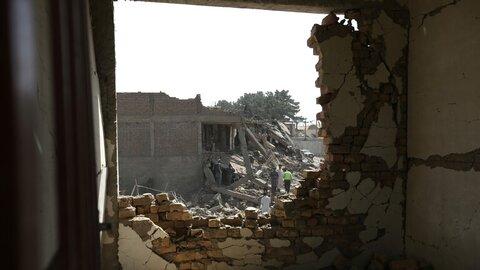 انفجار در داخل مسجد شیعیان در ولایت قندوز افغانستان