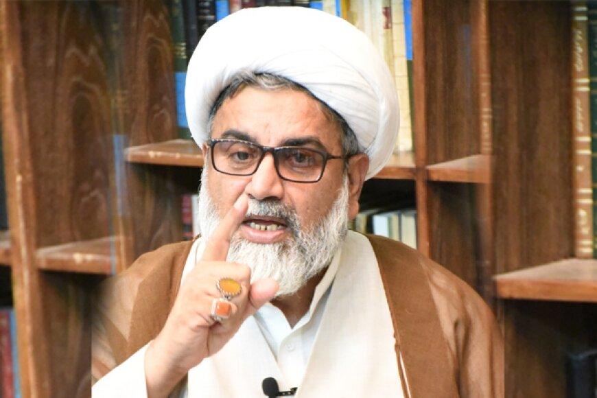 دبیرکل مجلس وحدت مسلمین پاکستان شهادت نمازگزاران افغانستانی را تسلیت گفت