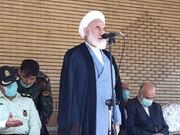 قدردانی امام جمعه کاشان از پرسنل جهادگر ناجا