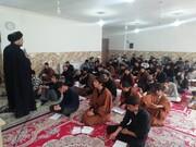 طرح تربیت مربی حفظ قرآن در استهبان برگزار شد