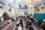 تصاویر / مراسم بزرگداشت علامه حسن زاده آملی در مسجد رفعت قم
