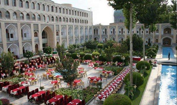 اجاره هتل عباسی در ۶۰ سال گذشته میانگین سالانه 250 هزار تومان!!