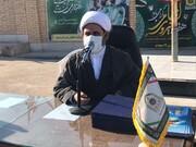 مدیر حوزه علمیه بوشهر خواستار ارتقاء کلانتری چغادک شد
