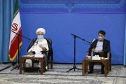ائمه جمعه استان یزد مشکلات و مطالبات مردم را به استاندار منتقل کردند