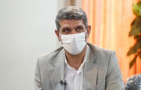 تصاویر/ بازدید معاون منابع انسانی و پشتیبانی حوزه های علمیه از خبرگزاری حوزه/ابراهیم معتمدی