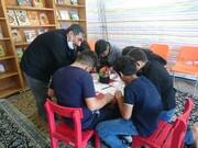 شمیم جشنواره کتابخوانی رضوی با عطر مهدوی درآمیخت