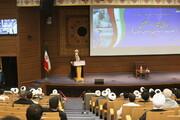 تصاویر / آیین تجلیل از طلاب و روحانیون جهادی در بحران کرونا