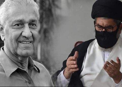 حجت الاسلام والمسلمین سید ساجد علی نقوی.