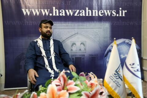 مصاحبه با طلبه پاکستانی